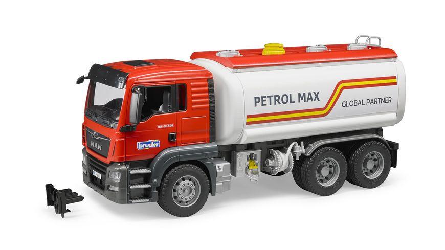 BRUDER MAN TGS Tankwagen 03775