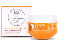 Treets Traditions Nourishing Spirits Koerperbutter