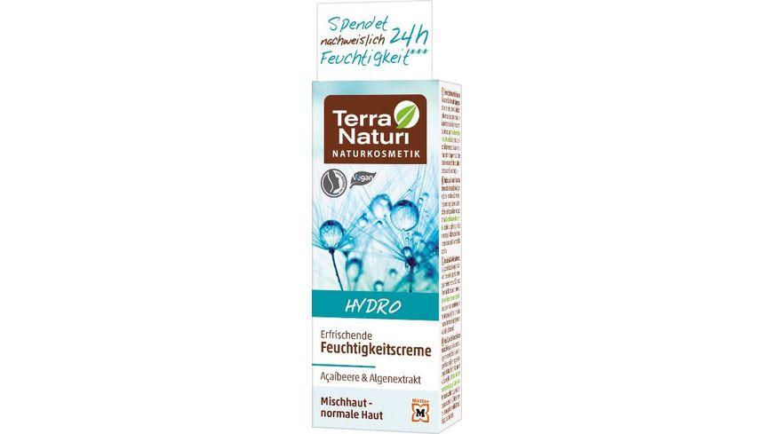Terra Naturi Hydro 24h Feuchtigkeitscreme