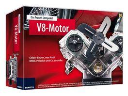 FRANZIS Das Franzis Lernpaket V8 Motor