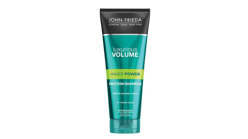 JOHN FRIEDA Luxurious Volume Inner Power Protein Shampoo