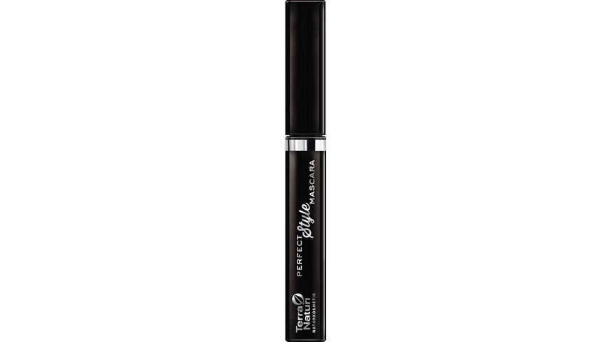 Terra Naturi Perfect Style Mascara 01 Black