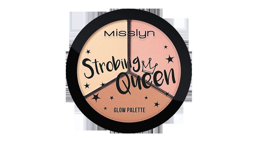 Misslyn Strobing Queen Glow Palette