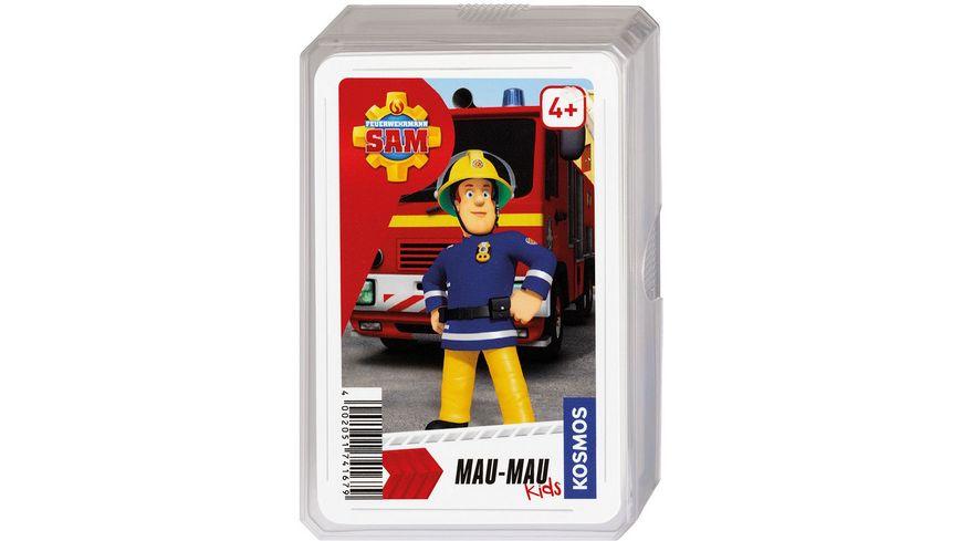 KOSMOS Feuerwehrmann Sam Mau Mau Kids