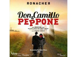 Don Camillo und Peppone Gesa