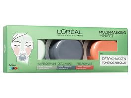 L OREAL PARIS TONERDE ABSOLUE Multi Masking Set