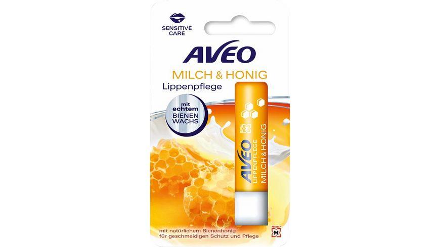 AVEO Lippenpflege Milch Honig
