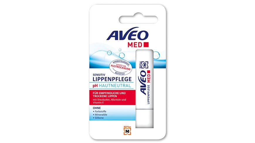 AVEO Med Lippenpflege Sensitiv