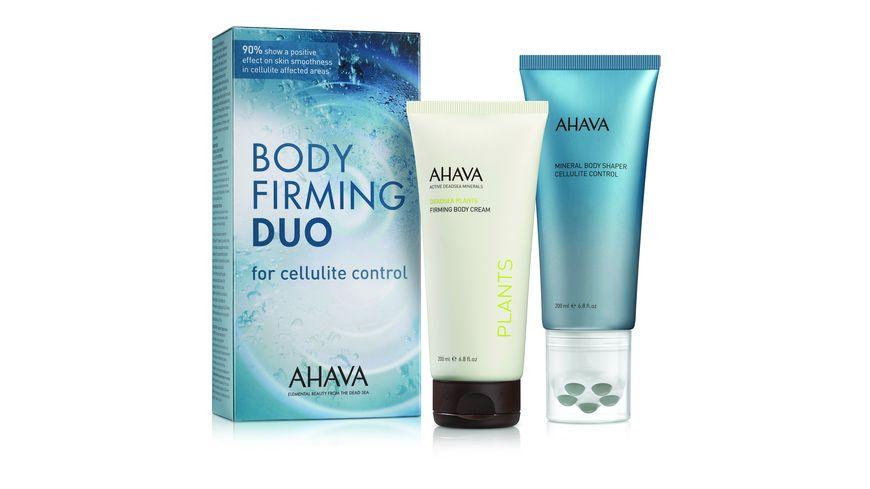 AHAVA Body Firming DUO