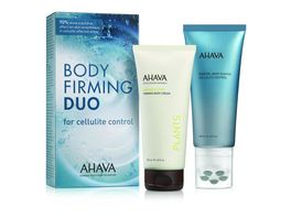 AHAVA Body Firming DUO