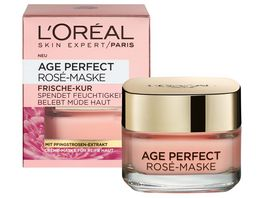 L OREAL PARIS AGE PERFECT Maske Golden Age Rose Frische