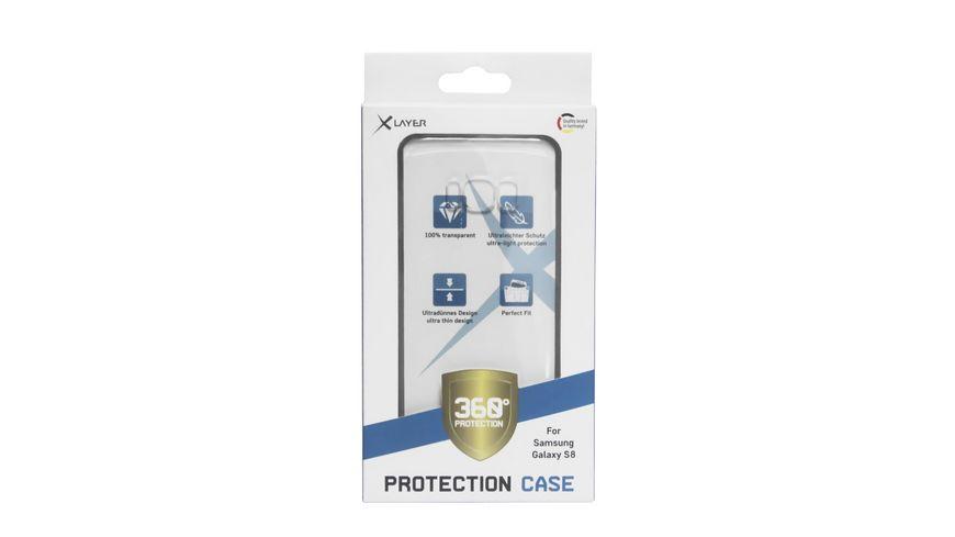 HardCase Transparent Clear Samsung Galaxy S8