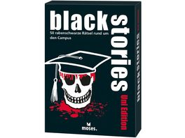 moses black stories Black Stories Uni Edition