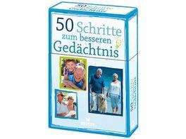 moses 50 Schritte zum besseren Gedaechtnis fuer Senioren
