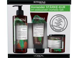 BOTANICALS Fresh Care Koriander Staerke Kur Geschenkset