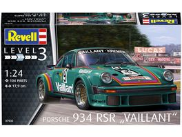 Revell 07032 Porsche 934 RSR Vaillant