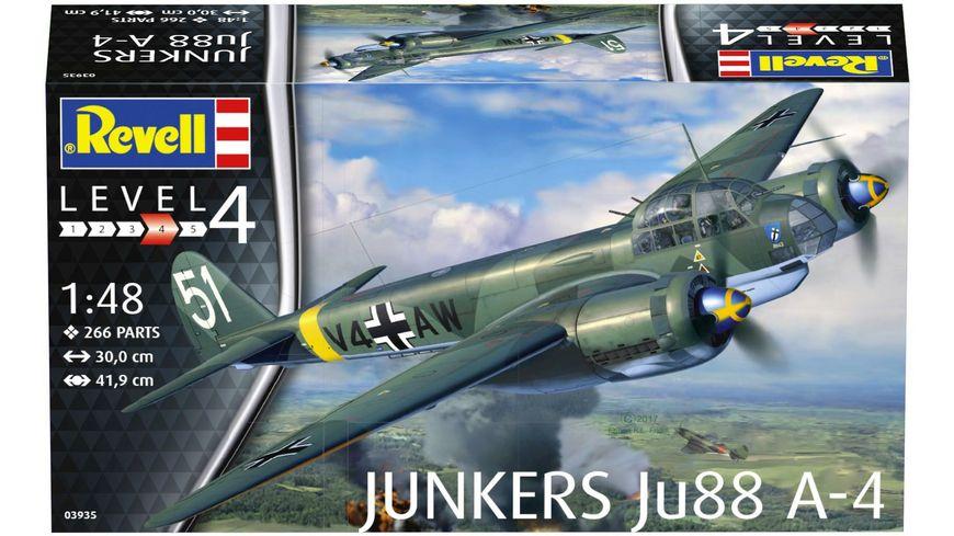 Revell 03935 Junkers Ju88 A 4