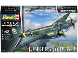Revell 03935 Junkers Ju88 A 4