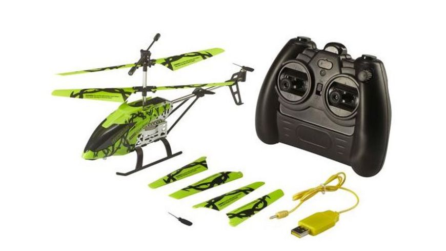 Revell 23940 Control Helicopter GLOWEE 2 0