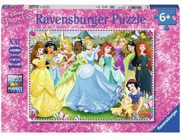 Ravensburger Puzzle Zauberhafte Prinzessinnen 100 Teile