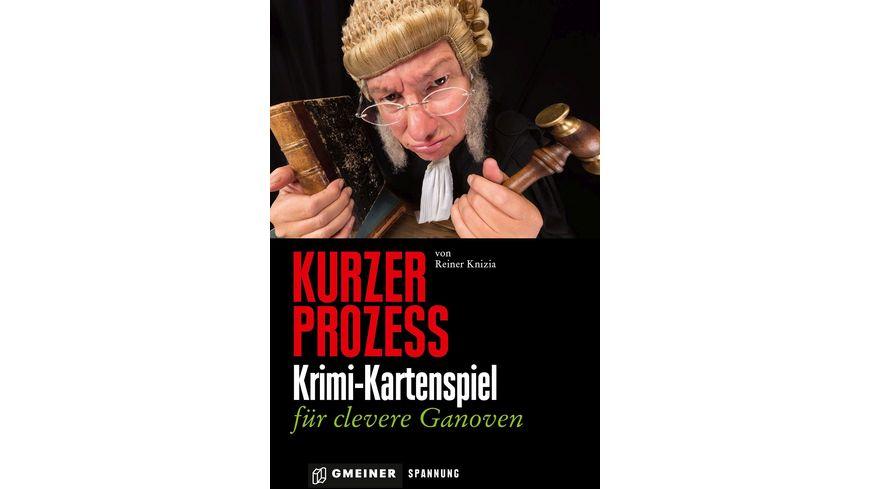 Gmeiner Verlag Kurzer Prozess
