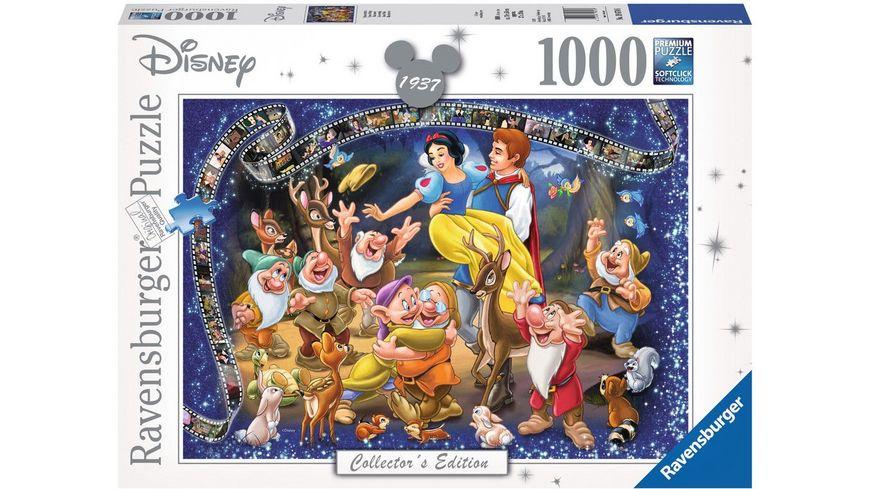 Ravensburger Puzzle Schneewittchen 1000 Teile