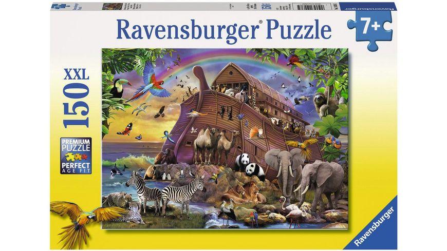 Ravensburger Puzzle Unterwegs mit der Arche 150 XXL Teile