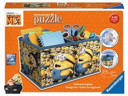 Ravensburger Puzzle 3D Puzzles Aufbewahrungsbox Ich einfach unverbesserlich 3 216 Teile