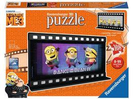 Ravensburger Puzzle 3D Puzzles Filmstreifen Ich einfach unverbesserlich 3 108 Teile