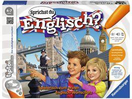 Ravensburger Spiel tiptoi Sprichst du Englisch
