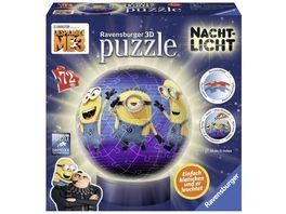 Ravensburger Puzzle 3D Puzzles Nachtlicht Ich einfach unverbesserlich 3 72 Teile