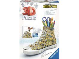 Ravensburger Puzzle 3D Puzzles Sneaker Ich einfach unverbesserlich 3 108 Teile