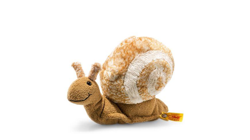 Steiff - Snailly Schnecke, beige/braun, 20cm