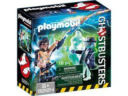 PLAYMOBIL 9223 Ghostbusters Spengler und Geist