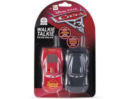 IMC Cars 3 Walkie Talkie McQueen Jackson 2 4 GHZ
