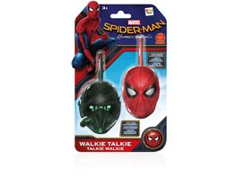 IMC Marvel Ultimate Spider Man Walkie Talkie Face