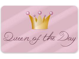 Geschenk fuer dich Brettchen Queen
