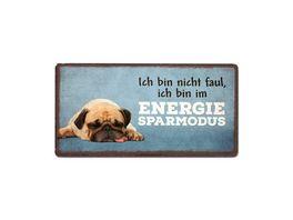 Geschenk fuer dich Magnet Energiesparmodus 10x5 cm