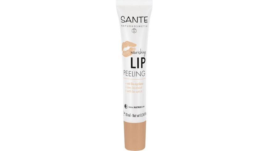 SANTE Nourishing Lip Peeling