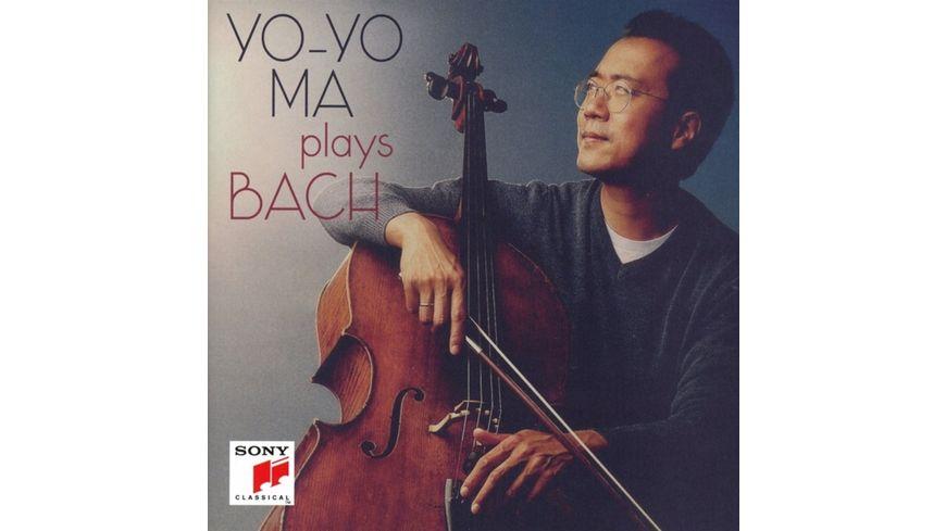 Yo Yo Ma Plays Bach