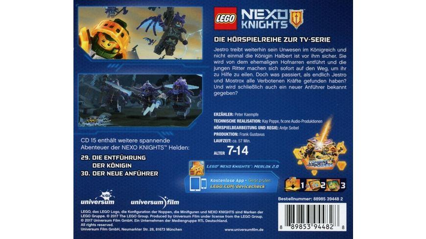 Lego Nexo Knights Hoerspiel Folge 15