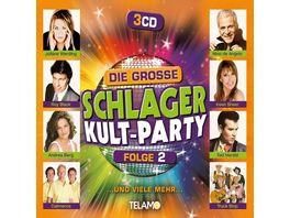 Die grosse Schlager Kult Party Folge 2