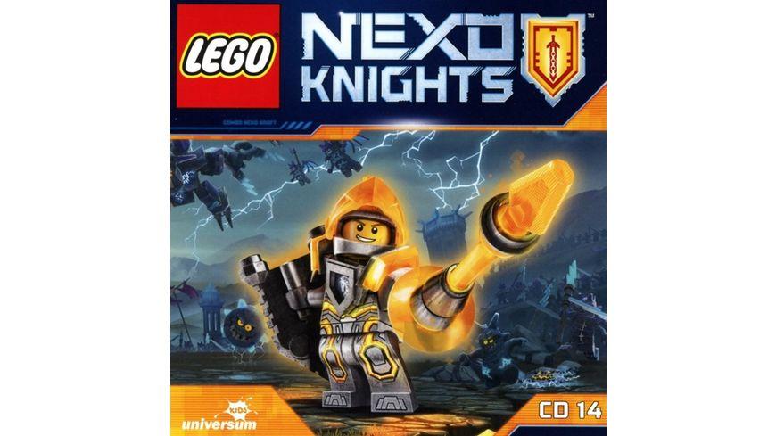 Lego Nexo Knights Hoerspiel Folge 14