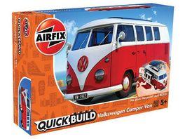 Airfix 1606017 Quickbuild VW Camper Van