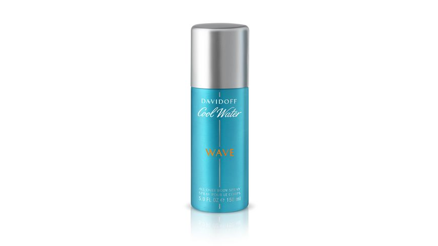 DAVIDOFF Cool Water Wave All Over Body Spray