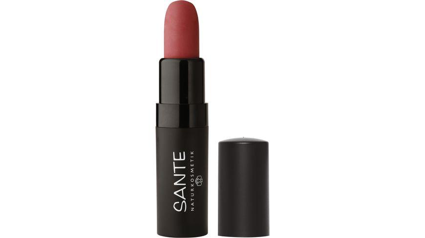 SANTE Lipstick Mat Matt Matte