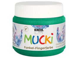 KREUL Mucki Funkel Fingerfarbe 150 ml