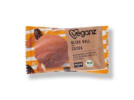 BIO Veganz Bliss Ball Cacao