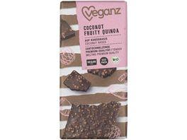 Veganz BIO Mylk Choc Fruity Quinoa