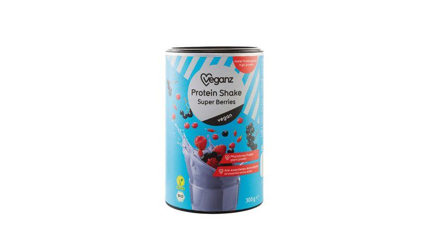 BIO Veganz Protein Shake Super Berries